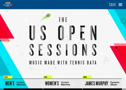 US Open Sessions