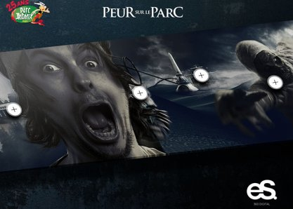 Fear on the Park - Parc Astérix