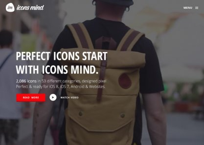 Icons Mind - Premium icons