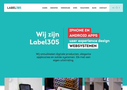 Label305 - Dutch Digital Agency