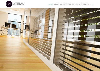 Line Systems Office Partitions