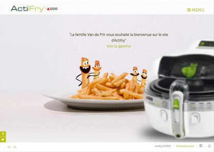 Actifry by Seb