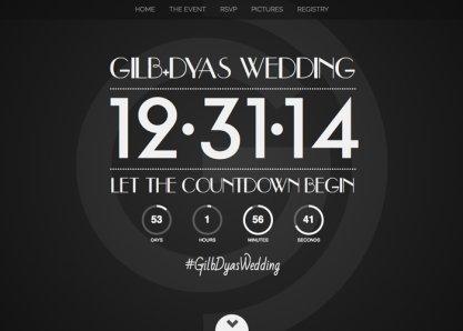 Gilb Dyas Wedding