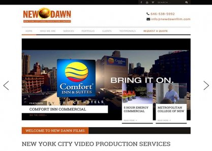 New Dawn Films