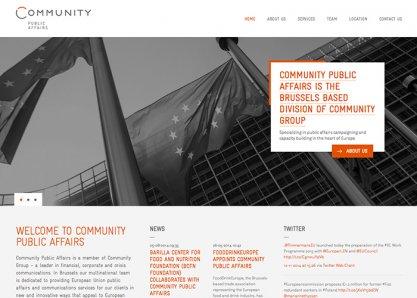 Community public affairs