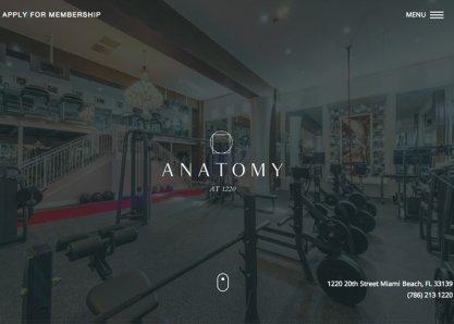 Anatomy At 1220