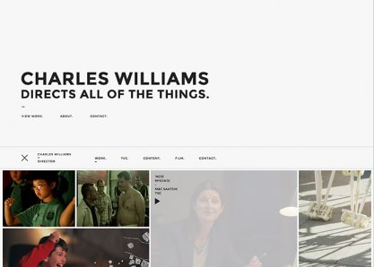Charles Williams | Director