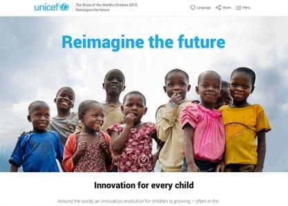 UNICEF: Reimagine the future