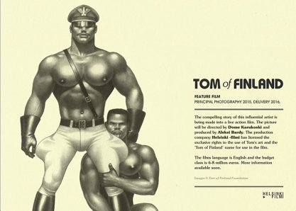 Tom of Finland - Feature film