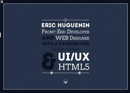 Eric Huguenin - Portfolio