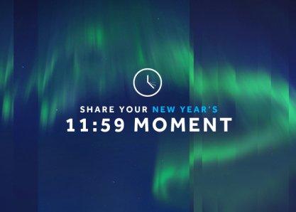 Booking.com 11:59 Moment