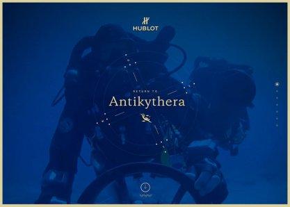 Return to Antikythera