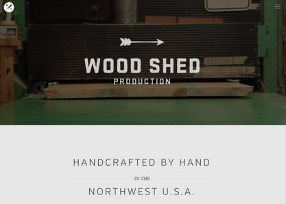 Wood Shed Production