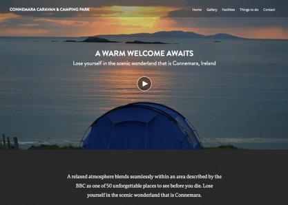 Connemara Camping