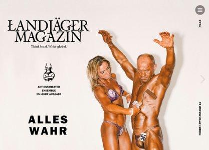 Landjäger Magazin No. 13
