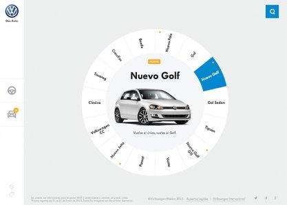Volkswagen Configurator