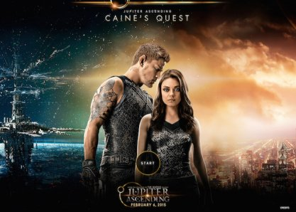 Caine's Quest - Jupiter Ascending