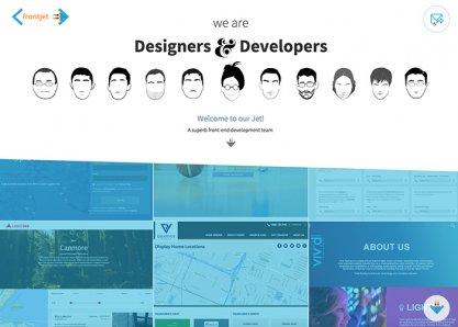 Frontjet LLC - Web Development