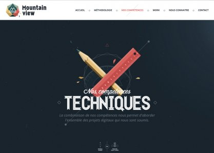 Mountainview Agency 2015 Website