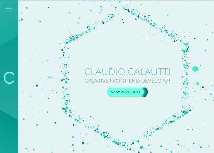 Claudio Calautti - Creative Front-end Developer