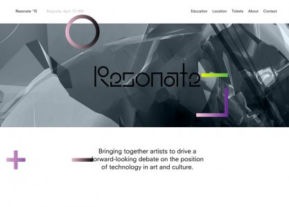 Resonate.io 2015