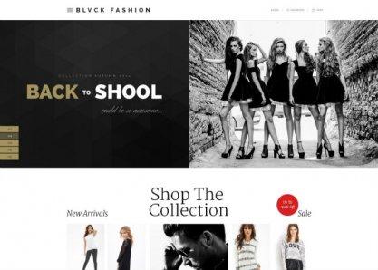 BLVCK - Fashion Multipurpose eCommerce Theme