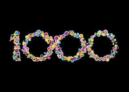 1000 Chrome Experiments