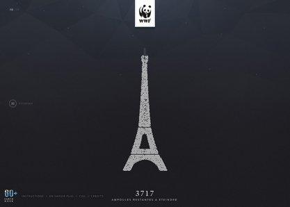 WWF France - Earth Hour Paris