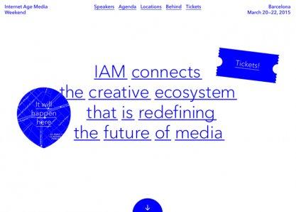 Internet Age Media Weekend