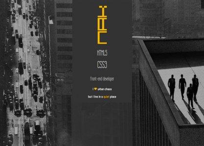 NAK. UI designer & developer. HTML5 & CSS3 by Naiara Abaroa