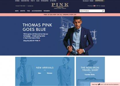 Thomas Pink