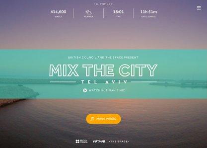 Mix the City