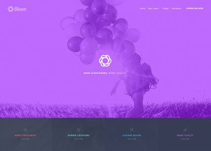 Bloom by Elegant Themes