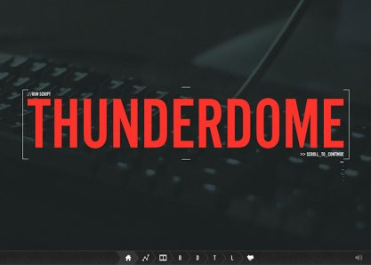 Riot Games: Thunderdome