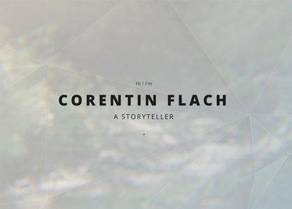 Corentin Flach - Portfolio
