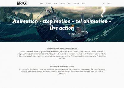 Brikk Animation och Film