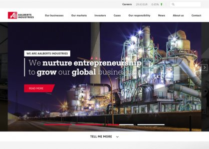 Aalberts Industries