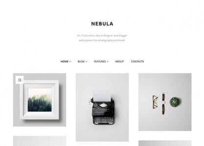 Nebula WordPress Theme