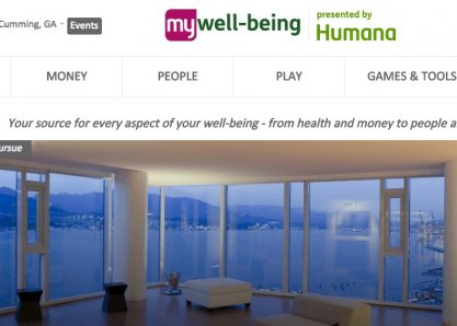 My Well-Being presented by Humana