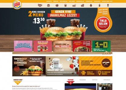 Burger King Corporate Website