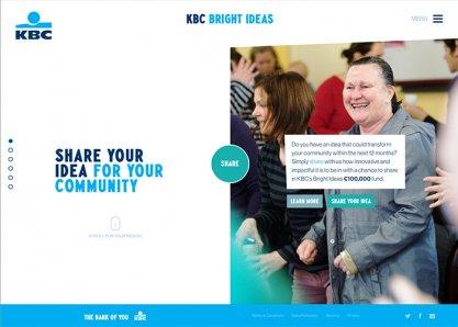 KBC Bright Ideas