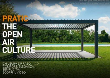 Pratic, the open air culture
