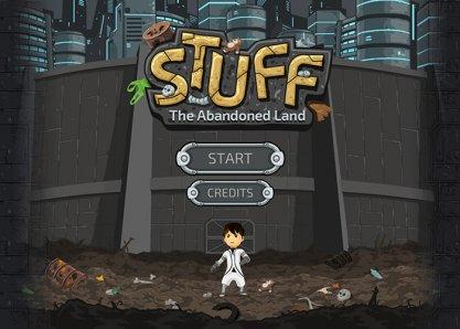 Stuff: The Abandoned Land