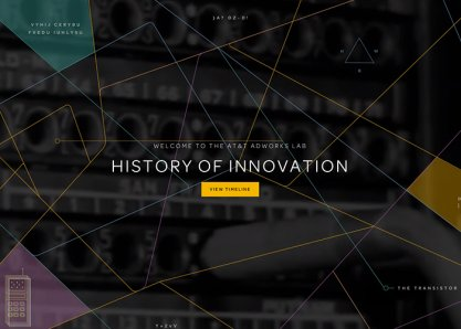 AT&T AdWorks - History of Innovation
