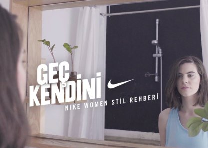 Nike - Geç Kendini