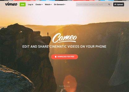 Cameo by Vimeo