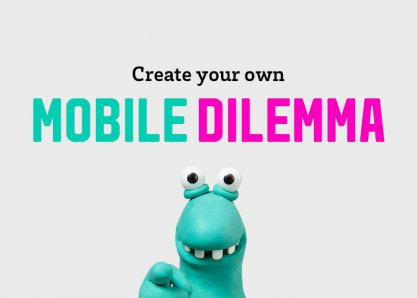 The mobile dilemma with djuice