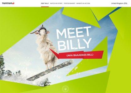 Billy aka 'Baaadass Bill'