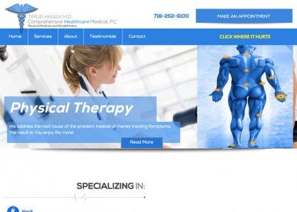 Comprehensive Healthcare Medical