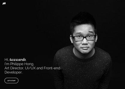 Philippe Hong Portfolio 2015